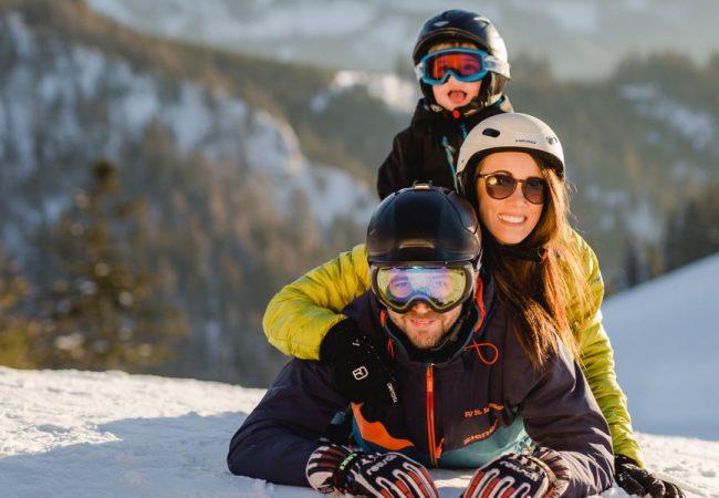 Familien im Winter (c) nixxipixx.com