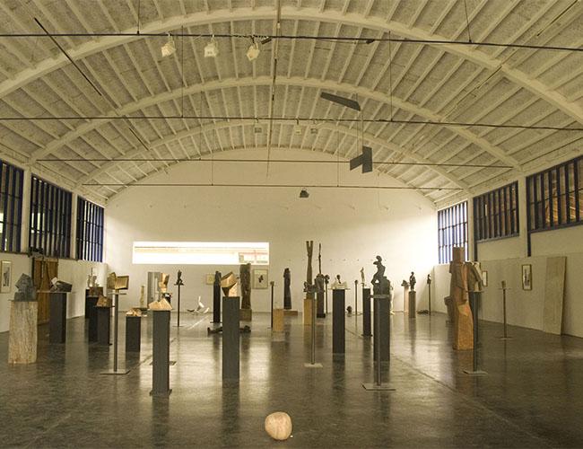 Pillhofer Skulpturenhalle