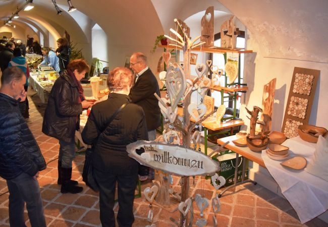 Advent im Stift Neuberg