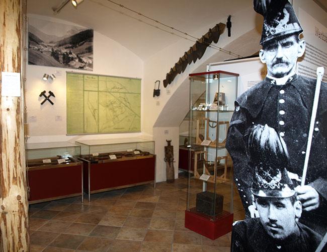 Montanarum Bergwerksmuseum