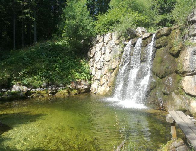 Spazierwege im Naturpark Mürzer Oberland