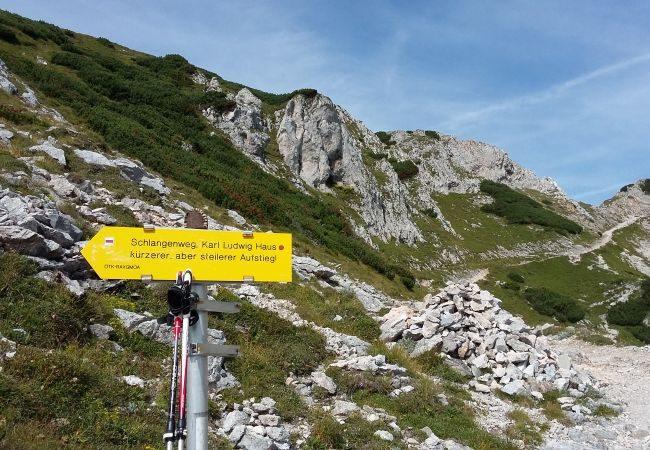 Wander- und Bergtouren