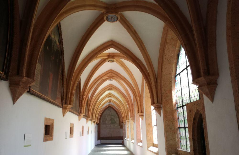 Münster Kreuzgang
