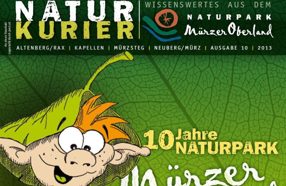 Naturkurier 2013