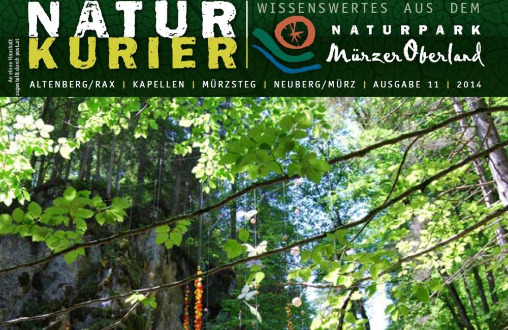 Naturkurier 2014