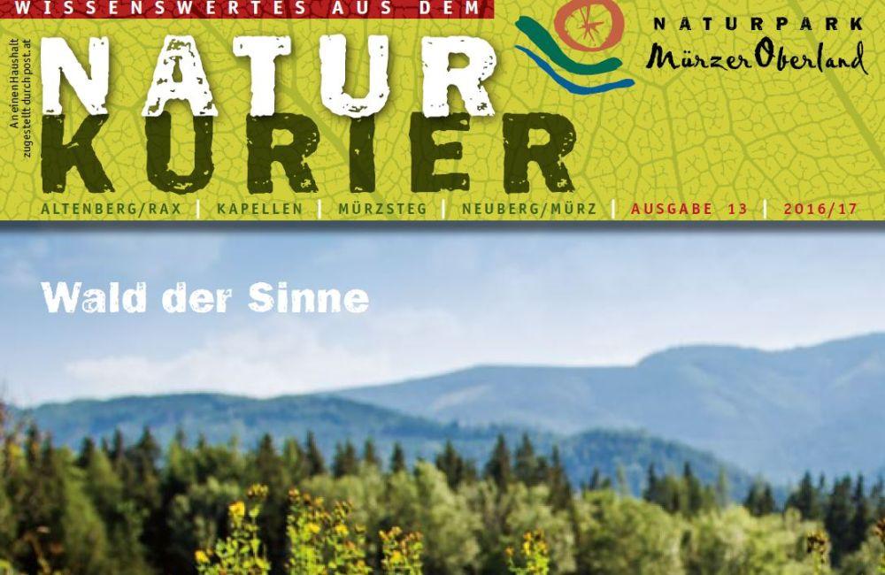 Naturkurier 2016
