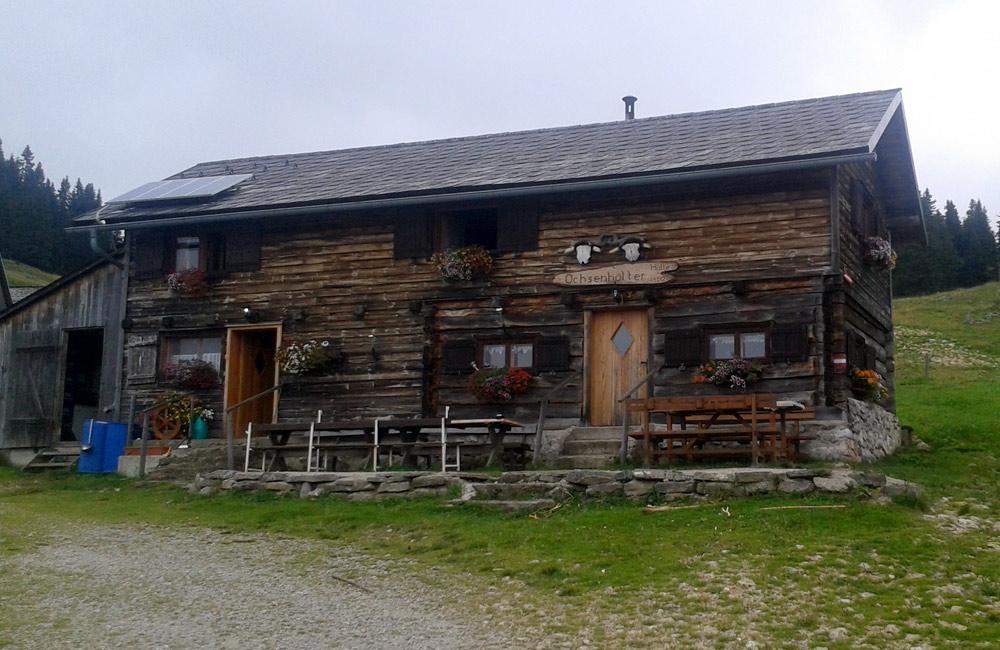 Ochsenhalterhütte