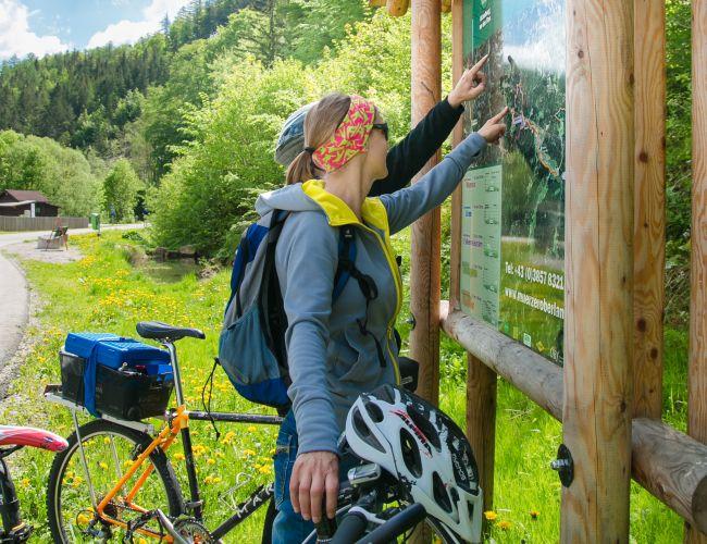 R5 - Naturpark bis Bruck