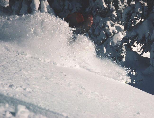 Skitour auf den Blahstein