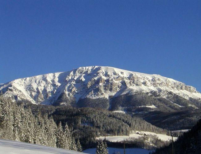 Skitour auf die Heukuppe