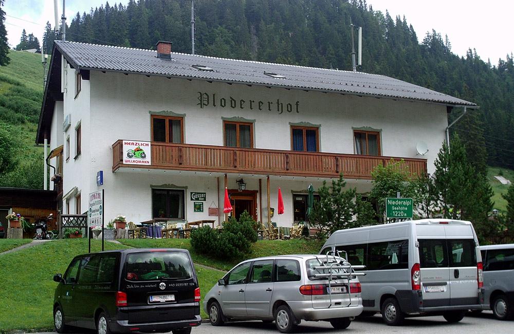 Berggasthof Plodererhof