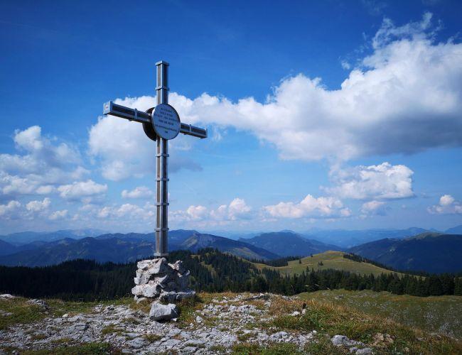 Aus dem Tirol über die Lach- und Hinteralm auf den Spielkogel