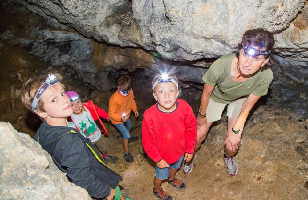 Wanderung zur Bleiweißgrube