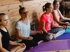 Yoga im Naturpark Mürzer Oberland