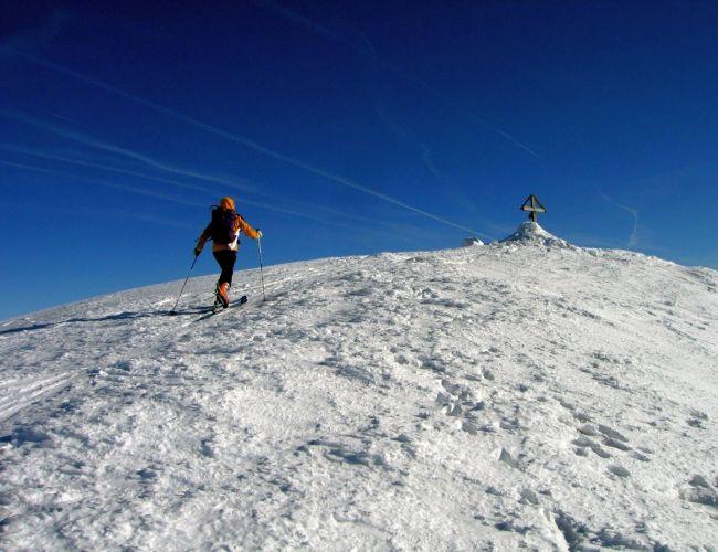 Skitour auf das Schönhaltereck (c) Hönigschnabel
