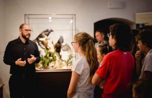 Eröffnung Sonderausstellung im Naturmuseum
