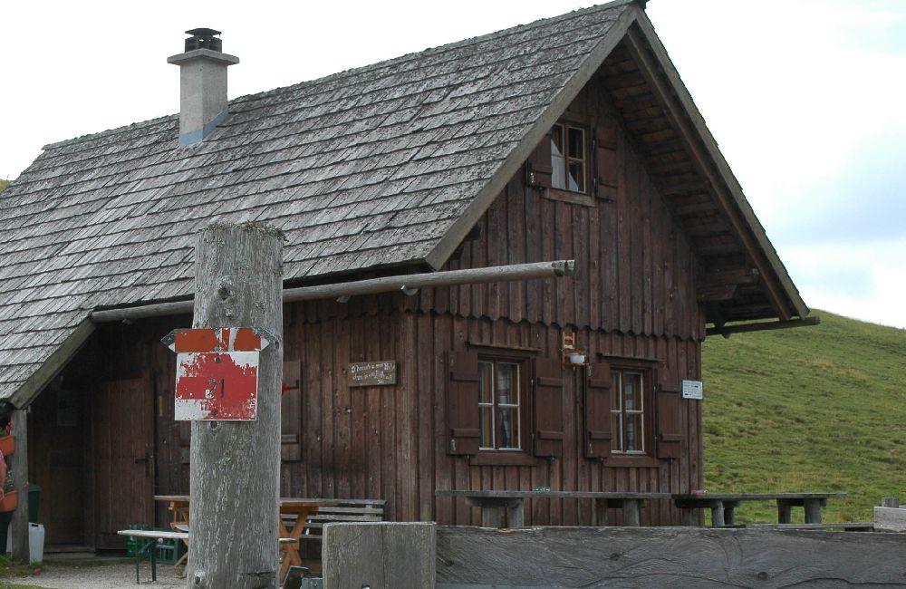 Dürriegelalm Halterhütte