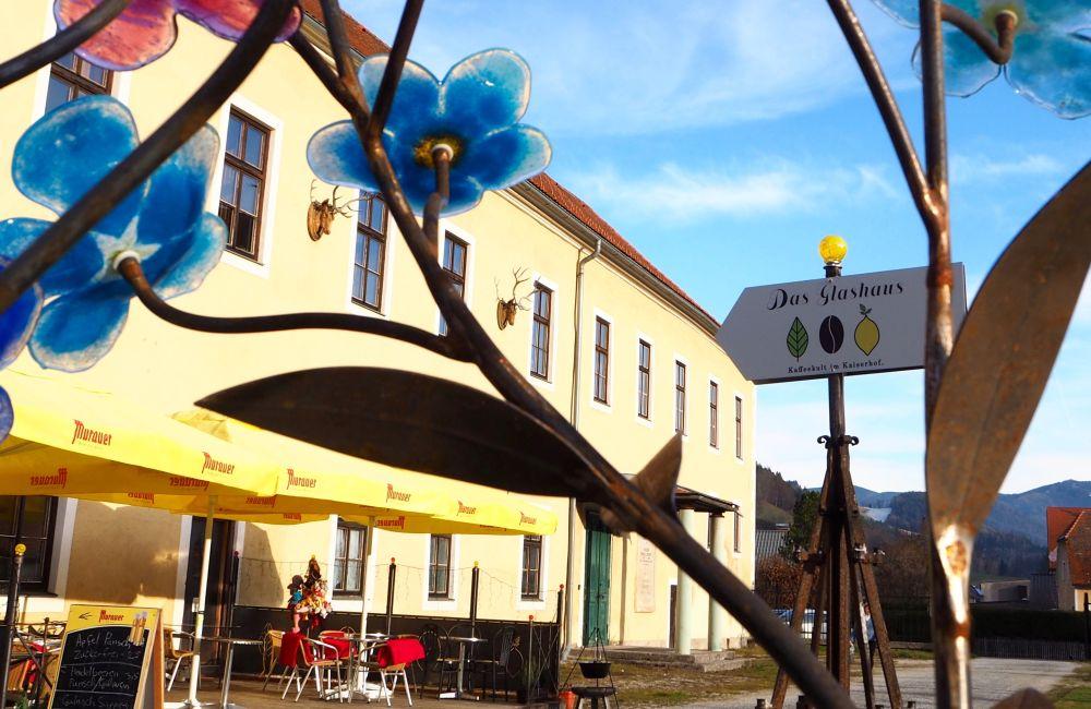 Das Glashaus - Kultcafé
