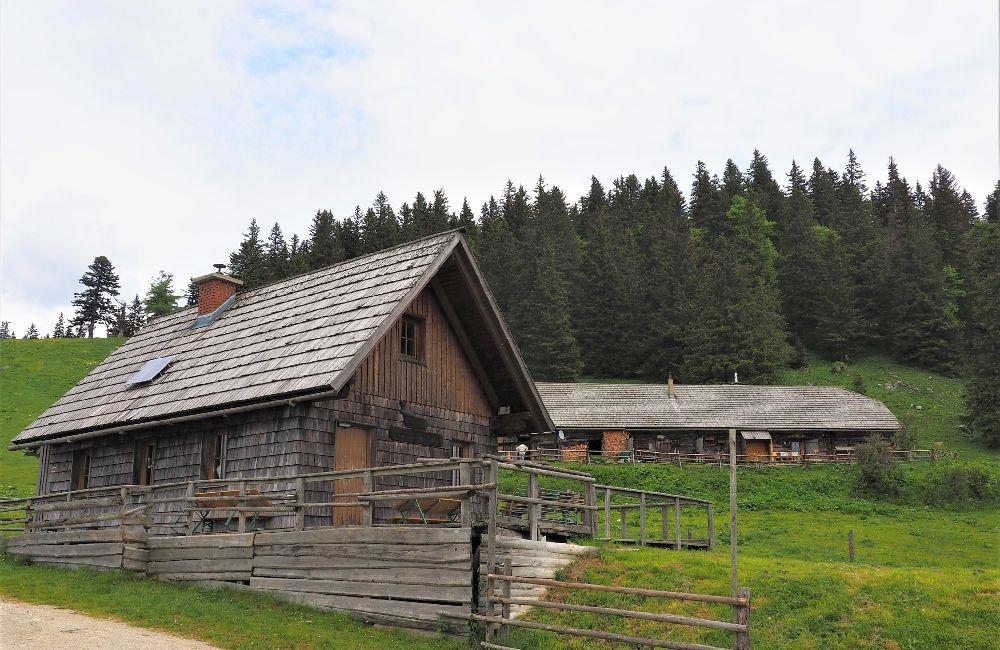 Wetterinalm Halterhütte