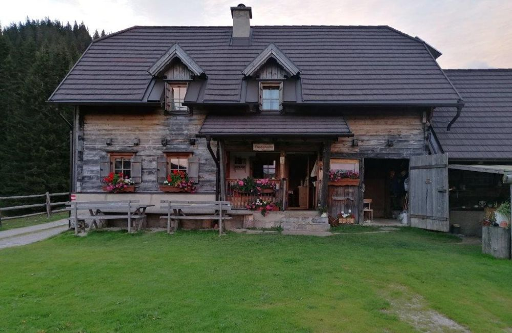 Bodenalm - Halterhütte